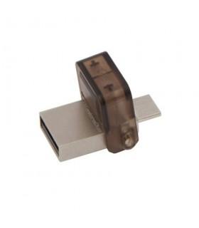 فلش مموری کینگستون 16 گیگابایت DTDUO USB 2.0 OTG