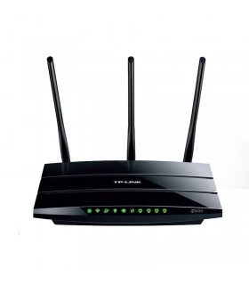 مودم روترTP-LINK TD-W8980 N600 Wireless Dual Band Gigabit ADSL2+ Modem Router