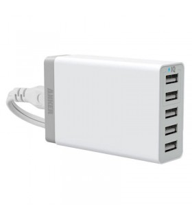 شارژر Anker 25W Desktop 5 Port USB