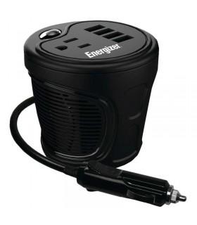 مبدل فنجانی برق خودرو Energizer 120W