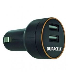 مبدل فندکی برق خودرو Duracell Dual