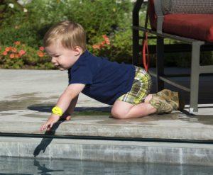 iSwimband گجت جلوگیری از غرق شدن
