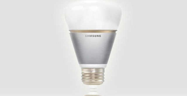 لامپ هوشمند بلوتوثی سامسونگ