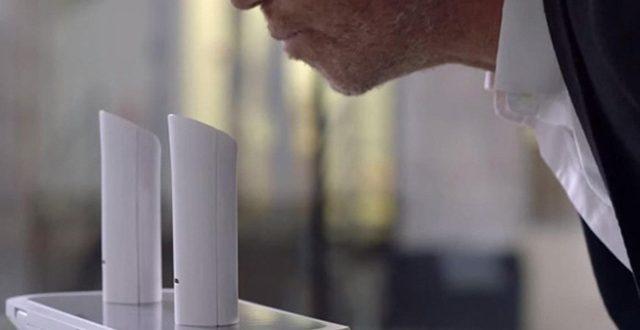 پیام الکترونیکی معطر در ophone
