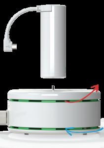 منبع شارژ همراه و سریع