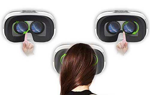 عینک واقعیت مجازی VIRGLASS V3 Gear Edition +دسته-03