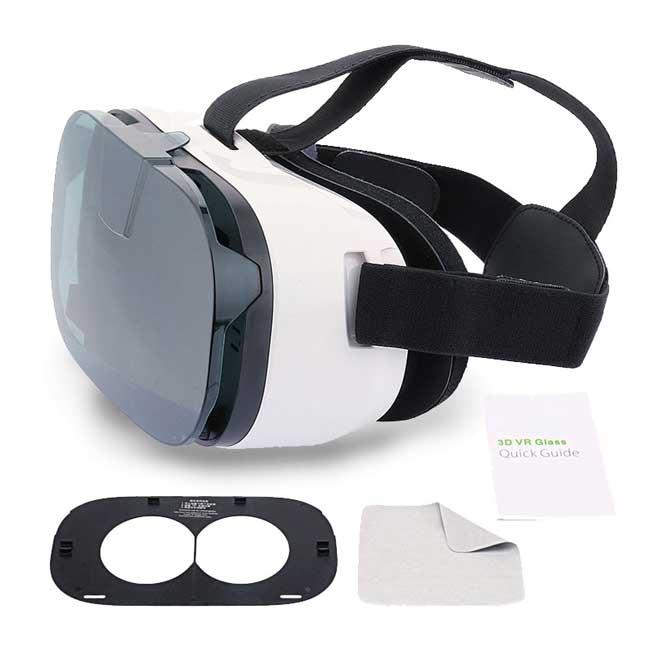 عینک واقعیت مجازی VIRGLASS V3 Gear Edition +دسته-05