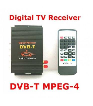 گیرنده دیجیتال خودروM-618 Car DVB-T