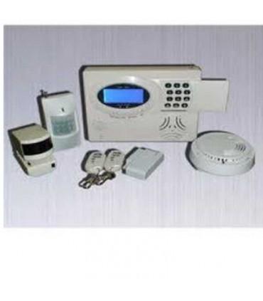 دزدگیر اماکن بیسیم سیستم حفاظتی Prella RST-100 Rottle series