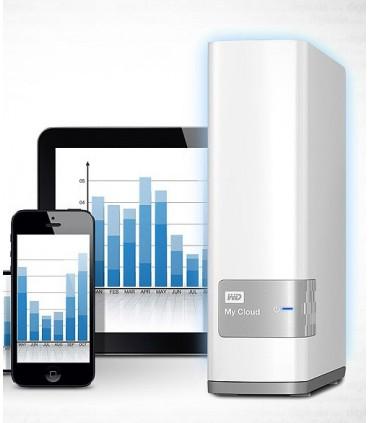 هارد اکسترنال Western Digital My Cloud -3TB