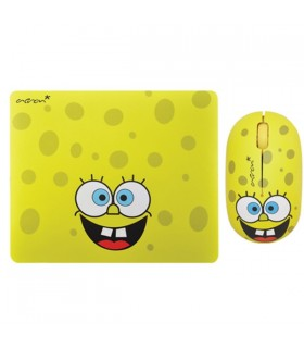 mouse wireless sponge bob