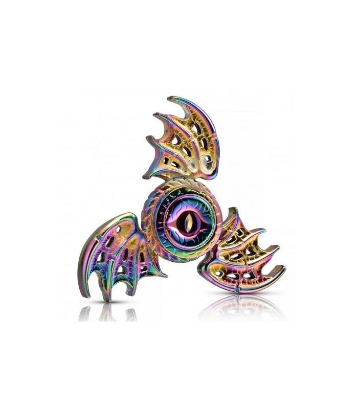 اسپینر Fly Dragon رنگین کمانی