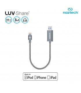 حافظه جانبی گوشی و تبلت اپل LUV - share