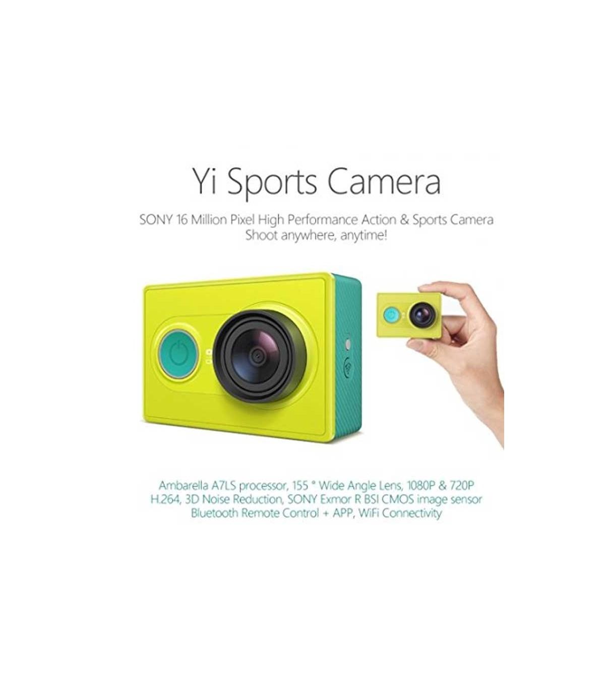 دوربین ورزشی Xiaomi YI نسخه مسافرتی