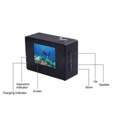 دوربین ورزشی SJCAM SJ4000