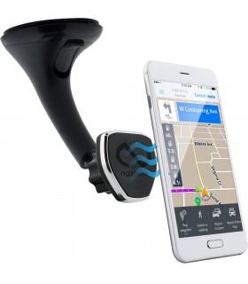 نگهدارنده مغناطیسی گوشی و تبلت بروی شیشه خودرو