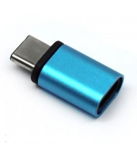 تبدیل یو اس بی تایپ سی به میکرو یو اس بی USB Type C to Micro USB
