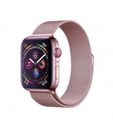ساعت هوشمند watch 4  2025 با بند Milanese (فارسی ساپورت)