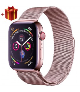 ساعت هوشمند watch 4 2025 با بند Milanese