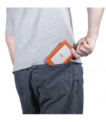 هارد اکسترنال LaCie Rugged Mini USB 3.0 – 2TB