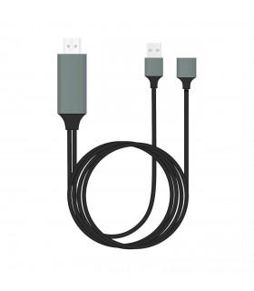 کابل تبدیل USB به HDMI ارلدام مدل DGL31