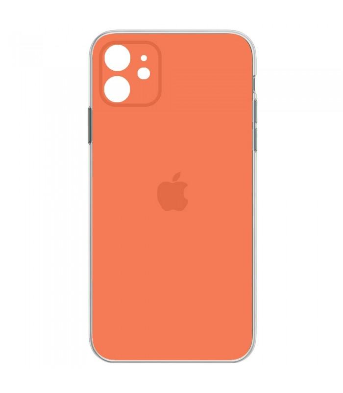 کاور سیلیکونی گیفت کالکشن مدل COV06 مناسب برای گوشی موبایل اپل Iphone 11