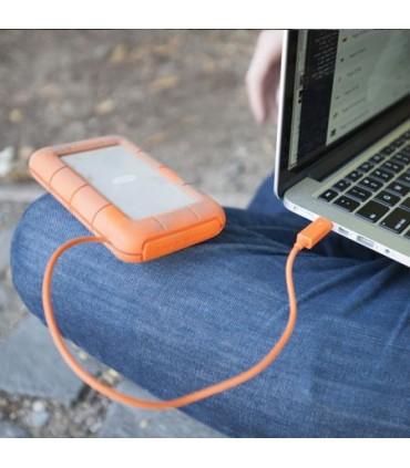 هارد اکسترنال LaCie Rugged Thunderbolt And USB 3.0 – 1TB