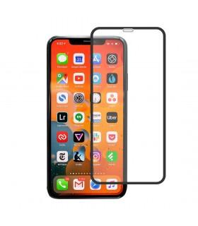 محافظ صفحه نمایش 5D یسکی مدل COV22 مناسب برای گوشی موبایل اپل Iphone 11 Pro