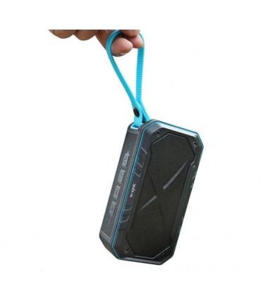 اسپیکر بلوتوثی قابل حمل دابلیو کینگ مدل S18
