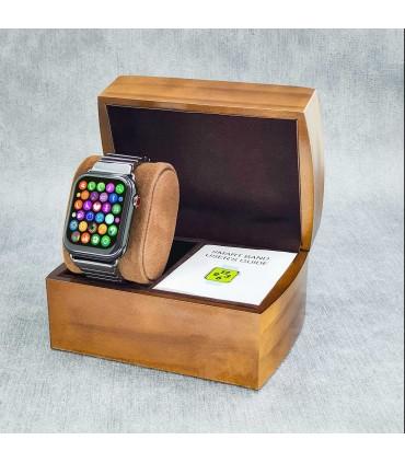 ساعت هوشمند گیفت کالکشن مدل King8 Ceramic Series