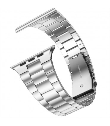 بند فلزی زینکوکو مدل 001 مناسب برای اپل واچ 42/44 میلی متر