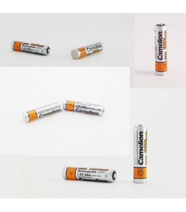 باتری نیم قلمی قابل شارژ کملیون ACCU 1100 mAh