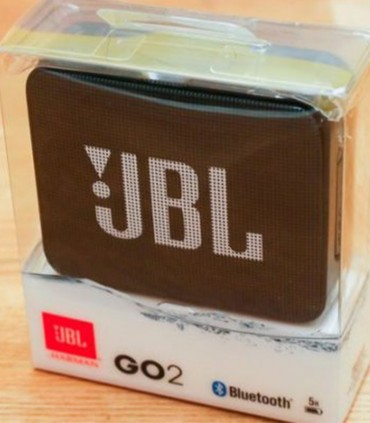 اسپیکر بلوتوثی قابل حمل جی بی ال مدل Go 2