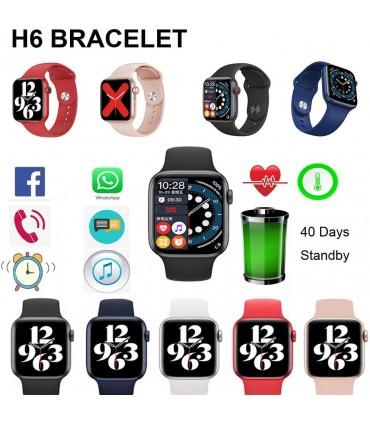 ساعت هوشمند مدل H6