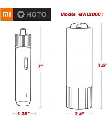 پیچ گوشتی شارژی شیائومی HOTO 3.6V مدل QWLSD001