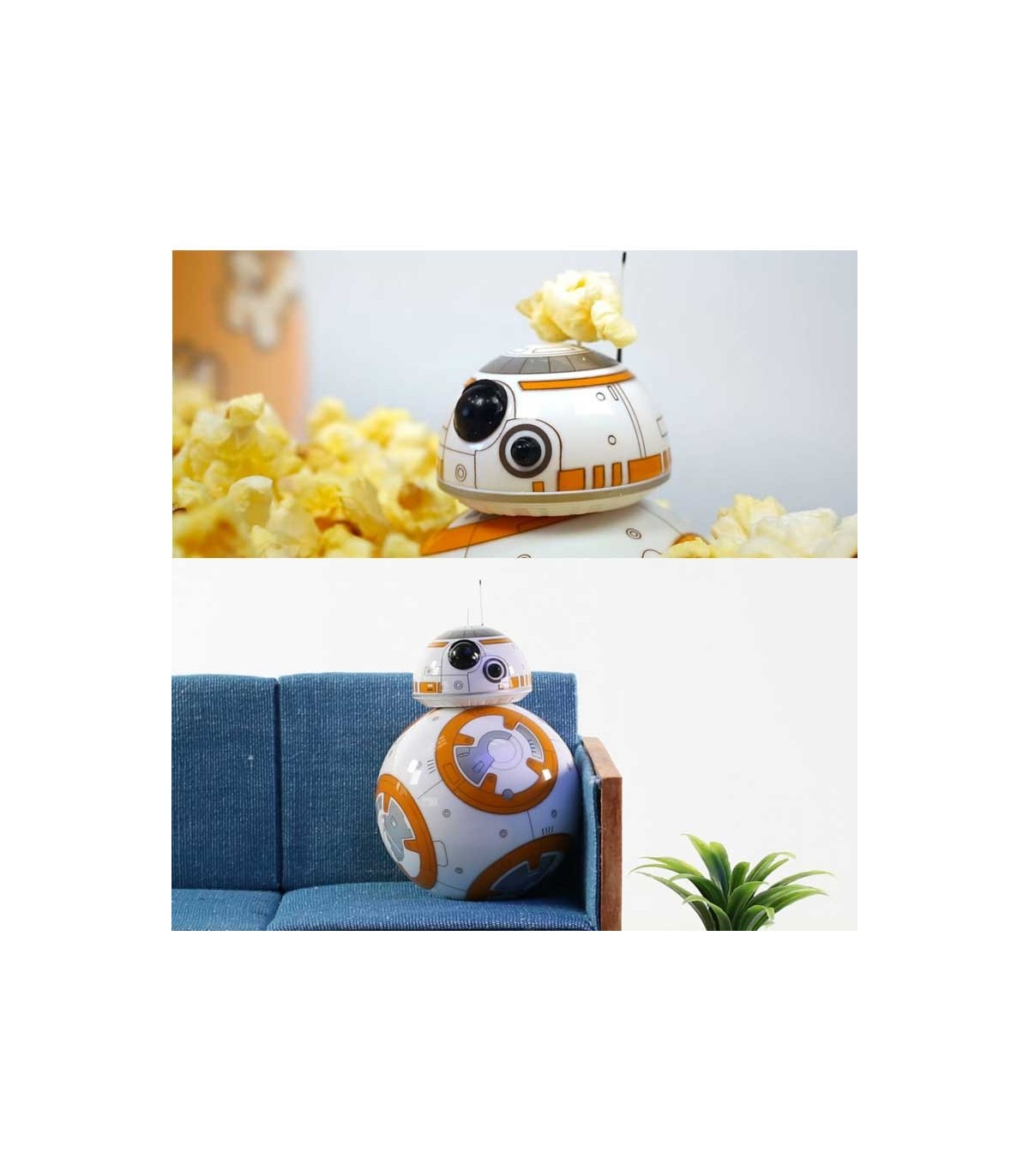 ربات کنترلی Sphero BB-8 App-Enabled Droid