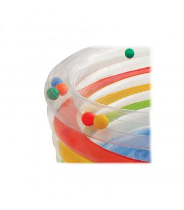 جامپینگ بادی شیشه ای INTEX