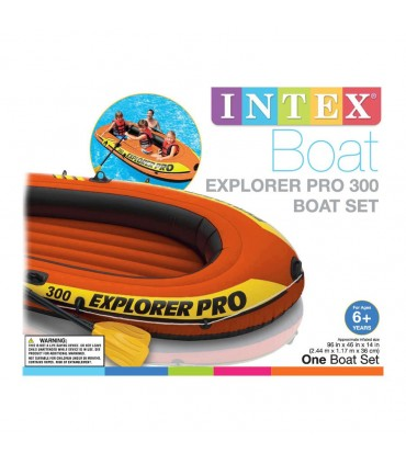 قایق بادی INTEX Explorer 300