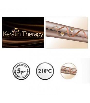 فر کننده مو با خاصیت کراتین درمانی Remington Ci8319