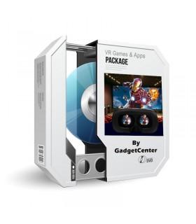 DVD مجموعه بازی های واقعیت مجازی (ورژن 2)