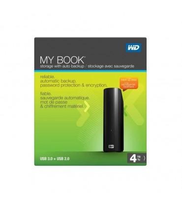 هارد اکسترنال Western Digital My Book – 4TB