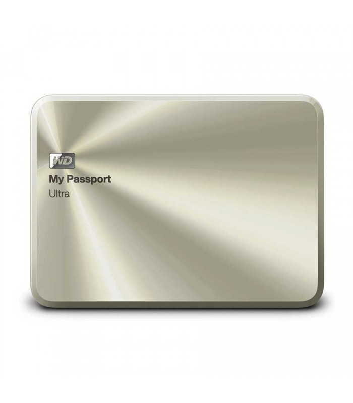 هارد اکسترنال Western Digital My Passport Ultra Metal Edition – 2TB