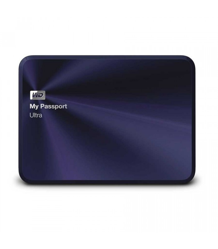 هارد اکسترنال Western Digital My Passport Ultra Metal Edition – 1TB