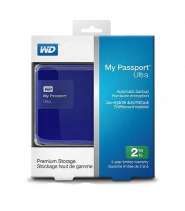 هارد اکسترنال Western Digital My Passport Ultra Premium – 3TB
