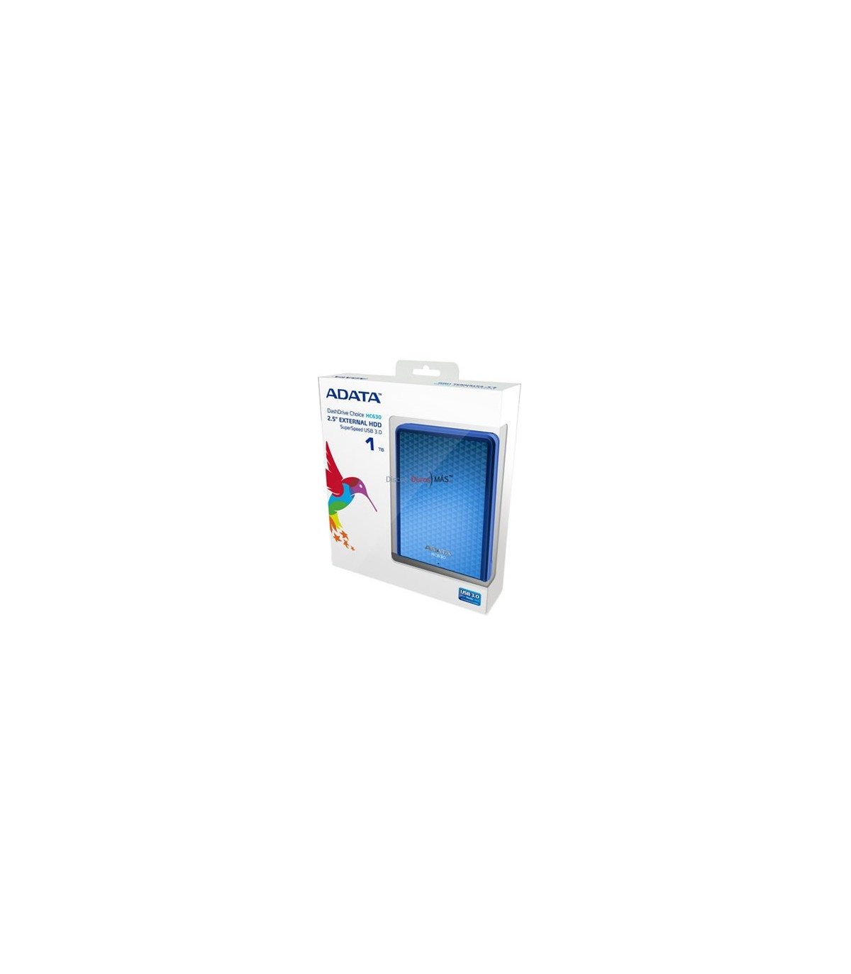 هارد اکسترنال ای دیتا 1 ترابایت دش درایو چویس HC630