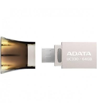 فلش مموری 64 گیگابایت ADATA Choice UC330 USB OTG