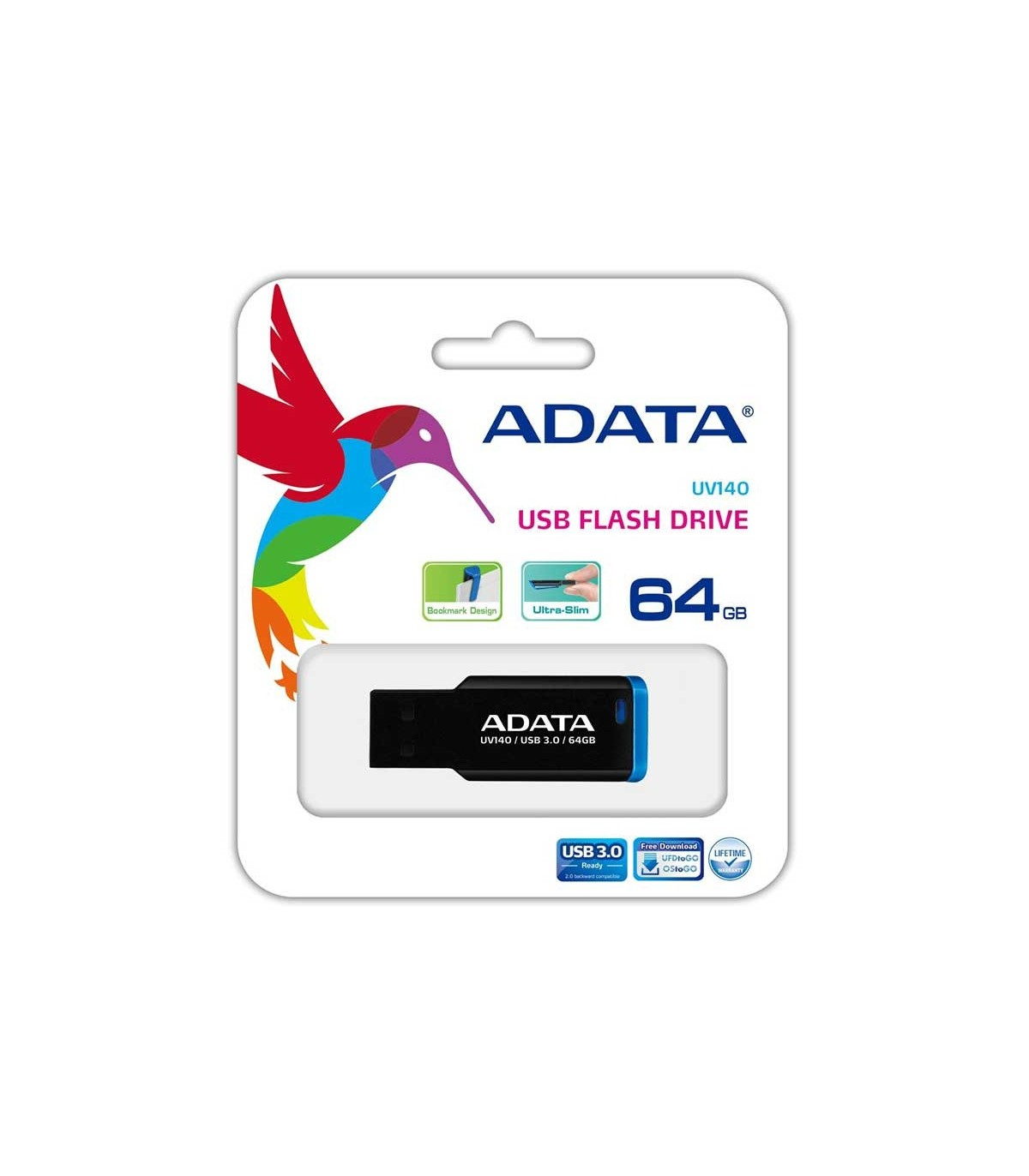 فلش مموری ADATA DashDrive UV140 64GB