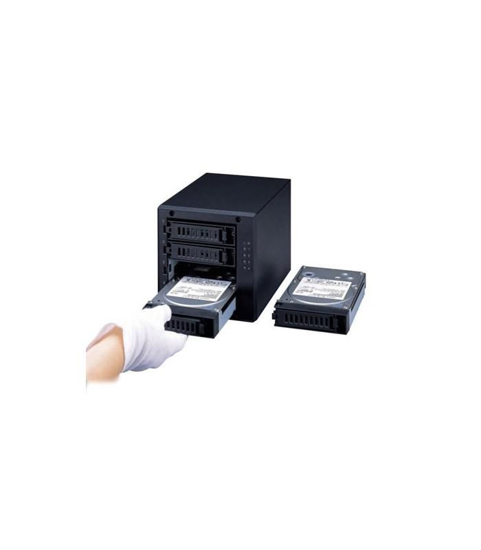 هارد اکسترنال بوفالو 12 ترابایت HD-QHU3 : DriveStation™ Quad USB 3.0