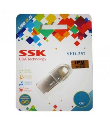 فلش مموری 32 گیگابایت SSK SFD257 - خصوصی