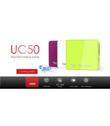 مینی ویدئو پروژکتور UC50